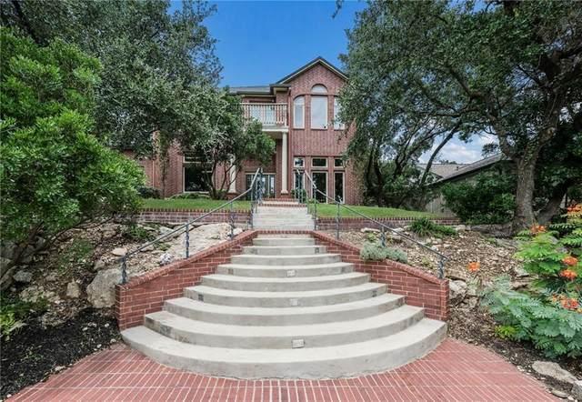 7427 Moss Brook Dr, San Antonio, TX 78255 (#2114444) :: Papasan Real Estate Team @ Keller Williams Realty