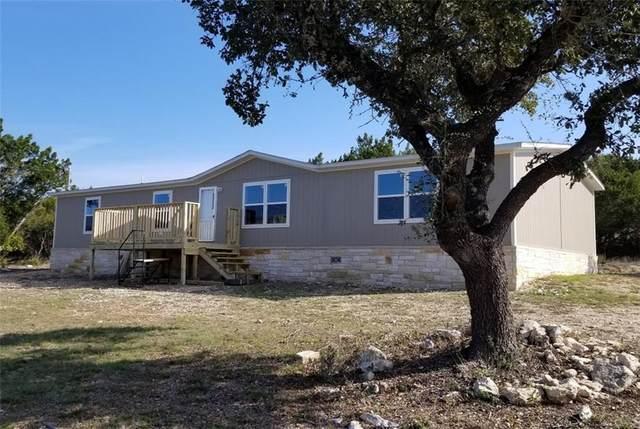6536 Sierra Vista Dr, Lago Vista, TX 78645 (#2116442) :: First Texas Brokerage Company