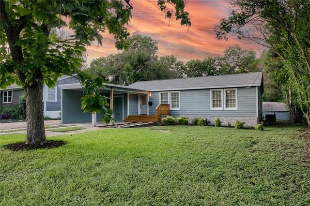 1802 Romeria Dr, Austin, TX 78757 (#2117414) :: Ben Kinney Real Estate Team