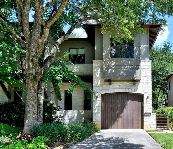 1502 Barton Hills Dr B, Austin, TX 78704 (#2118786) :: The Perry Henderson Group at Berkshire Hathaway Texas Realty