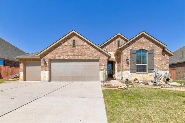 1713 Cherry Glade Trl, Georgetown, TX 78628 (#2120518) :: Realty Executives - Town & Country