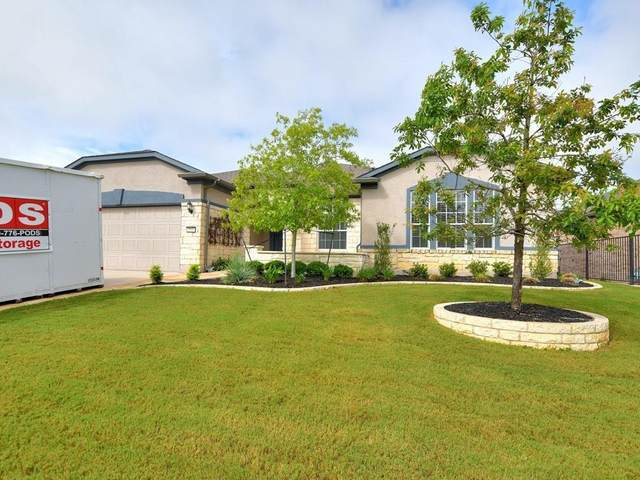 509 Davis Mountain Cir, Georgetown, TX 78633 (#2120997) :: Papasan Real Estate Team @ Keller Williams Realty