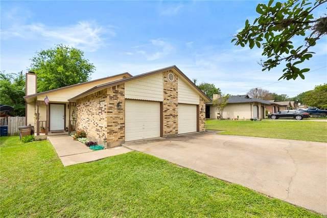 2107 Courtney St, Austin, TX 78745 (#2121720) :: Papasan Real Estate Team @ Keller Williams Realty