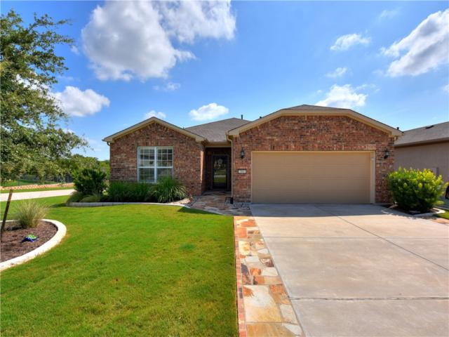 201 Cathedral Mountain Pass, Georgetown, TX 78633 (#2124571) :: RE/MAX Capital City