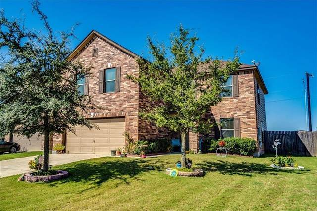 518 Carrington St, Hutto, TX 78634 (#2124884) :: Front Real Estate Co.