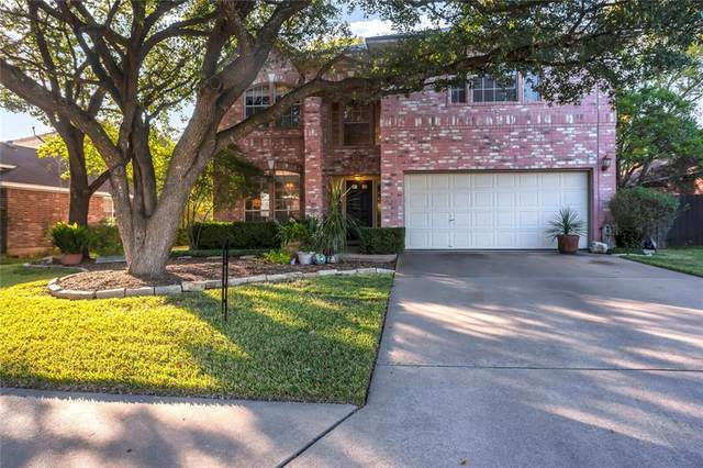 17104 Hickok Dr, Round Rock, TX 78681 (#2125354) :: The Summers Group