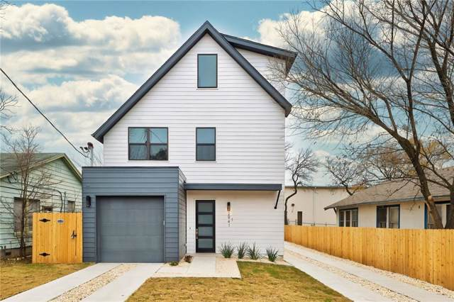 2941 E 14th St #1, Austin, TX 78702 (#2126621) :: The Perry Henderson Group at Berkshire Hathaway Texas Realty