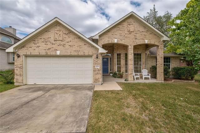 225 Amber Ash Dr, Kyle, TX 78640 (#2128530) :: Zina & Co. Real Estate