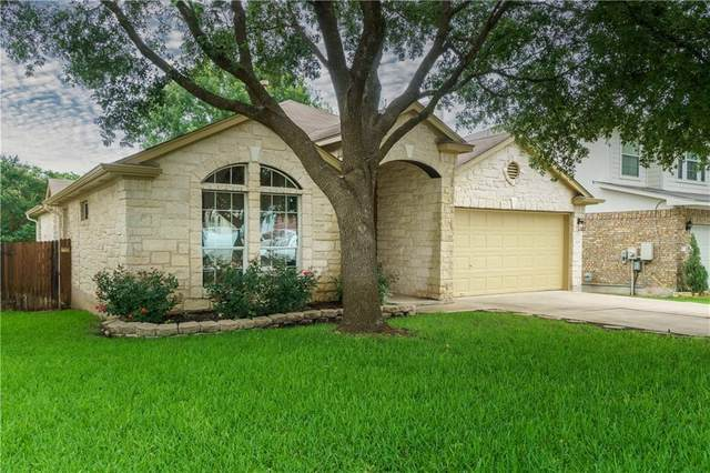 3619 Sandy Koufax Ln, Round Rock, TX 78665 (#2128938) :: Papasan Real Estate Team @ Keller Williams Realty