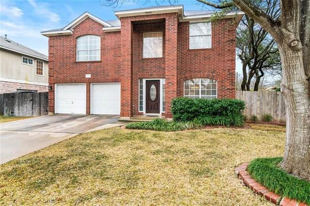 1603 Blackjack Dr, Round Rock, TX 78681 (#2129408) :: Realty Executives - Town & Country