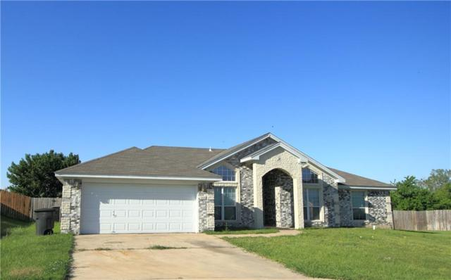 3808 Armstrong County Ct, Killeen, TX 76549 (#2130114) :: Watters International