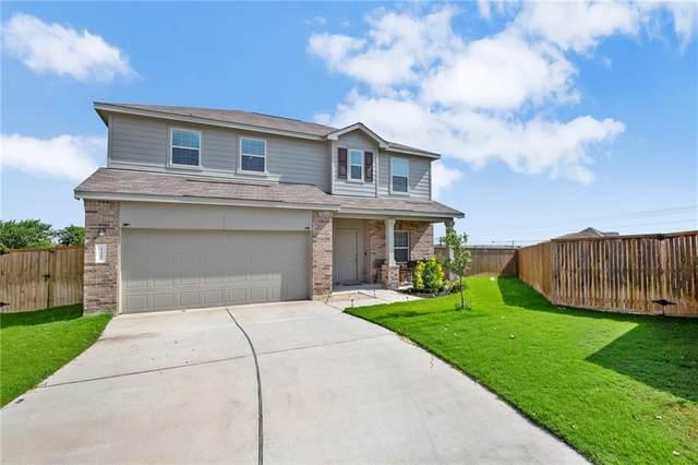 117 Cressida Cv, Jarrell, TX 76537 (#2131259) :: Papasan Real Estate Team @ Keller Williams Realty