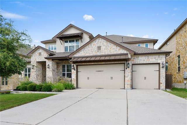 409 Spanish Mustang Dr, Cedar Park, TX 78613 (#2132708) :: Papasan Real Estate Team @ Keller Williams Realty