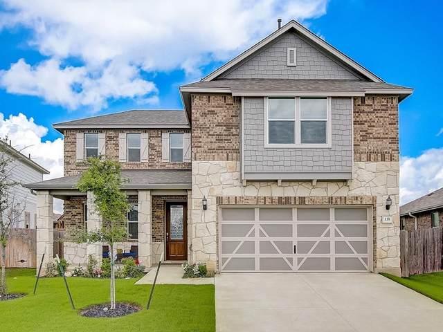 135 Vickers St, Georgetown, TX 78628 (#2133202) :: Papasan Real Estate Team @ Keller Williams Realty