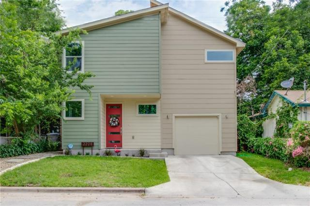 2208 Santa Maria St, Austin, TX 78702 (#2133244) :: Watters International