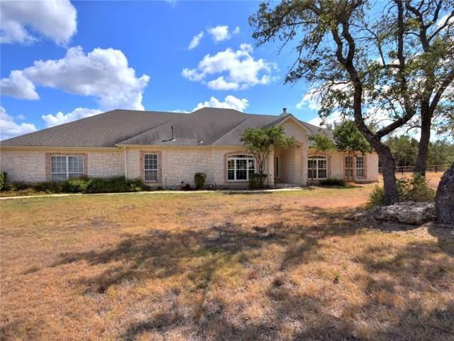 246 Mustang Mesa, Liberty Hill, TX 78642 (#2136356) :: The Perry Henderson Group at Berkshire Hathaway Texas Realty