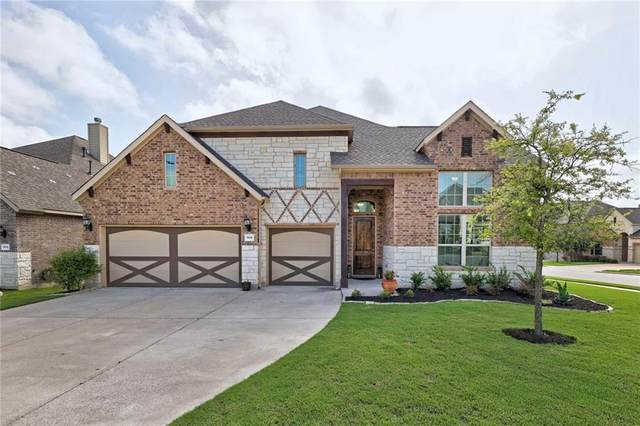 908 Bliss Ln, Leander, TX 78641 (#2136881) :: Papasan Real Estate Team @ Keller Williams Realty