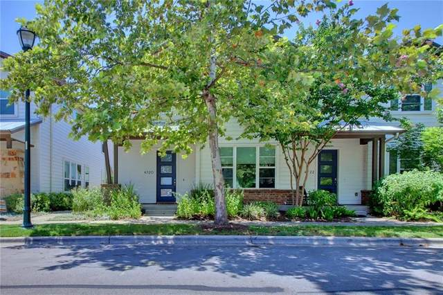 4720 Page St, Austin, TX 78723 (#2137037) :: Lancashire Group at Keller Williams Realty