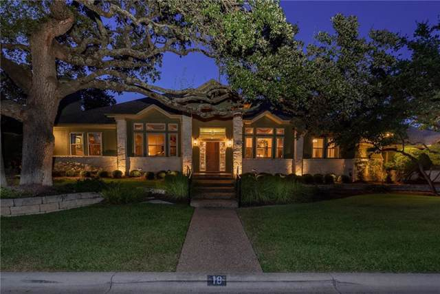 18 Meadows End, Georgetown, TX 78628 (#2139558) :: Service First Real Estate