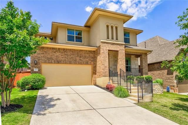 909 Purple Moor Pass, Leander, TX 78641 (#2141683) :: Ben Kinney Real Estate Team