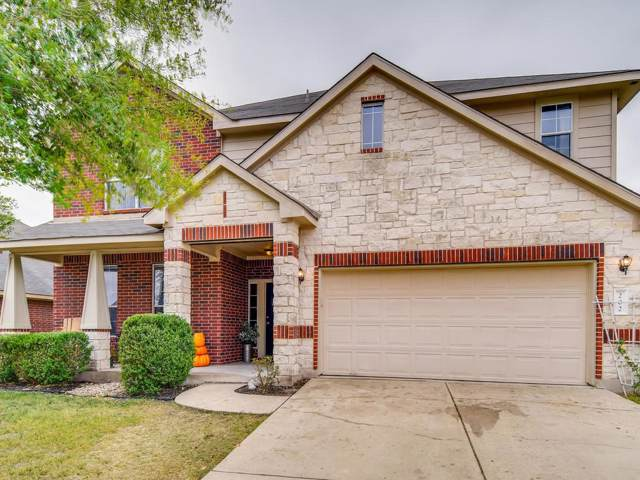 202 Floating Leaf Dr, Hutto, TX 78634 (#2142041) :: The Perry Henderson Group at Berkshire Hathaway Texas Realty