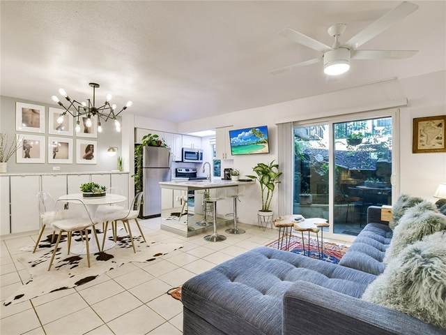 3018 S 1st St #103, Austin, TX 78704 (#2143067) :: Lauren McCoy with David Brodsky Properties