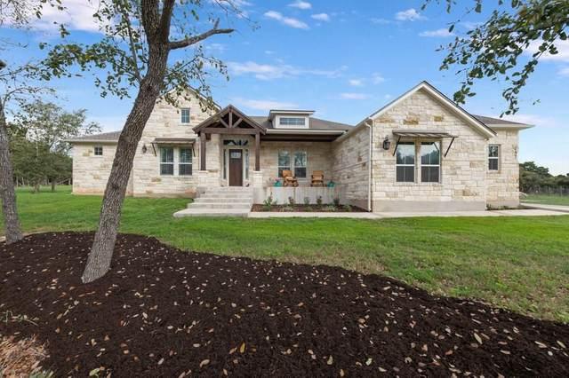 257 Oak Hill Dr, Liberty Hill, TX 78642 (#2143350) :: Zina & Co. Real Estate