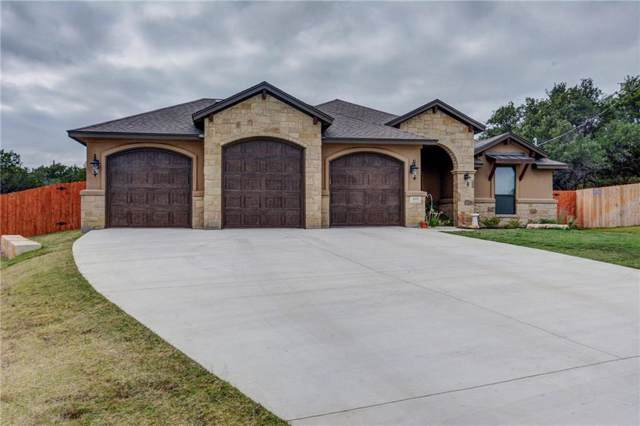 102 Quail Run, Georgetown, TX 78633 (#2143567) :: The Perry Henderson Group at Berkshire Hathaway Texas Realty