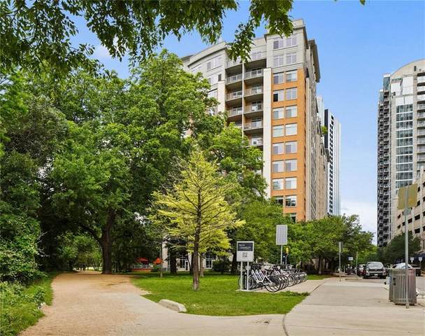 54 Rainey St #314, Austin, TX 78701 (#2143591) :: The Perry Henderson Group at Berkshire Hathaway Texas Realty