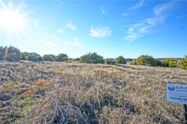 Lot 92 Ranches at Ca Saddle Ridge Dr, Bertram, TX 78605 (#2143697) :: The Perry Henderson Group at Berkshire Hathaway Texas Realty