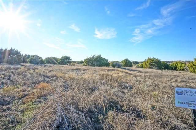 Lot 92 Ranches at Ca Saddle Ridge Dr, Bertram, TX 78605 (#2143697) :: Ben Kinney Real Estate Team