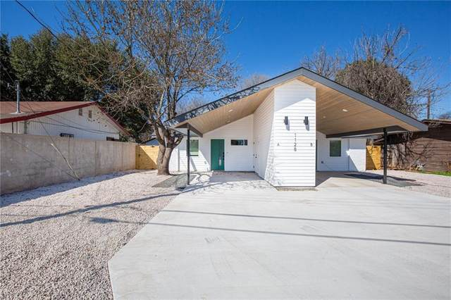 1128 Gardner Rd #1, Austin, TX 78721 (#2143949) :: R3 Marketing Group