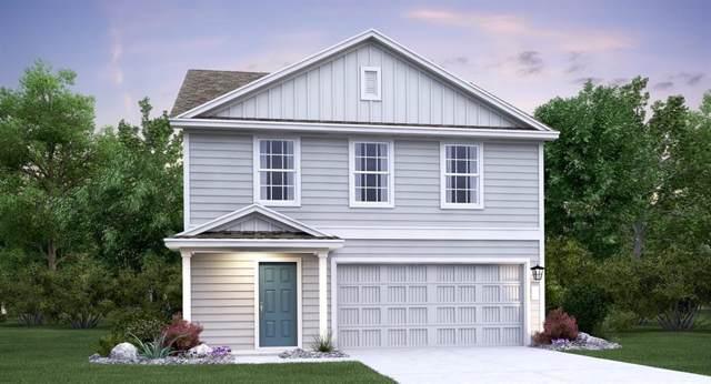 860 Circle Way, Jarrell, TX 76537 (#2146326) :: Service First Real Estate