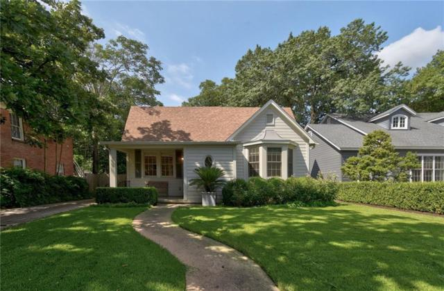 1511 W 29th St, Austin, TX 78703 (#2146700) :: The Smith Team