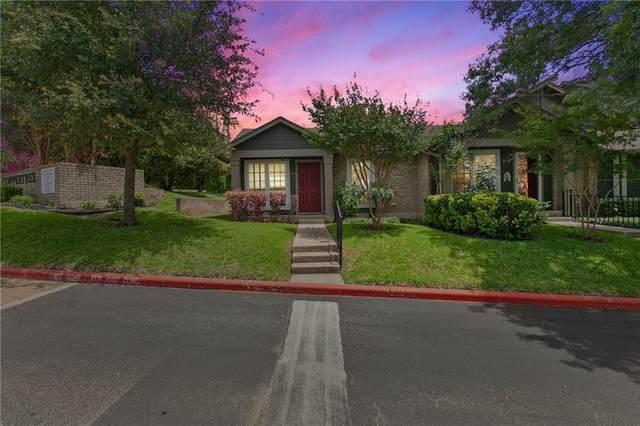 1015 E Yager Ln #160, Austin, TX 78753 (#2147791) :: Front Real Estate Co.