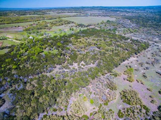 TBD - Tract D 12.3 Mcgregor Ln, Dripping Springs, TX 78620 (#2148458) :: Realty Executives - Town & Country