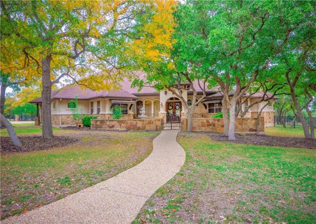 401 Goldridge Dr, Georgetown, TX 78633 (#2151746) :: The Perry Henderson Group at Berkshire Hathaway Texas Realty