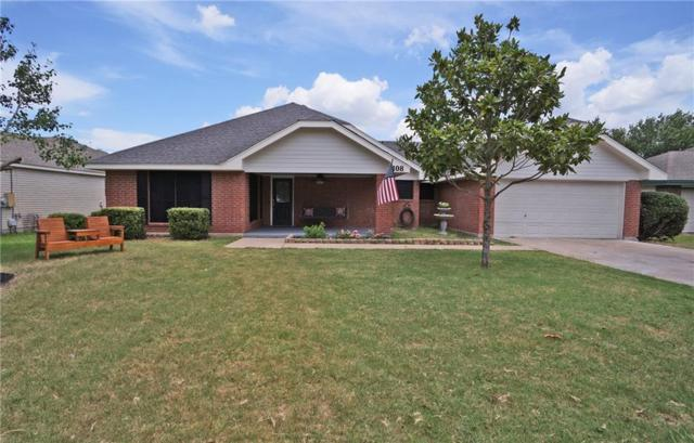 108 Creekside Dr, Hutto, TX 78634 (#2152895) :: The Perry Henderson Group at Berkshire Hathaway Texas Realty