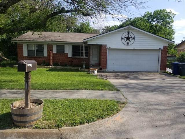 110 North Dr, Copperas Cove, TX 76522 (#2153146) :: Front Real Estate Co.
