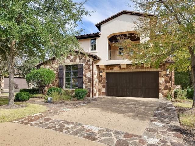 4501 Spanish Oaks Club Blvd #12, Austin, TX 78738 (#2153430) :: Zina & Co. Real Estate
