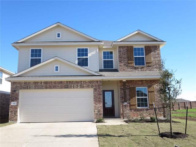 517 Warlander Way, Georgetown, TX 78626 (#2155948) :: Lauren McCoy with David Brodsky Properties