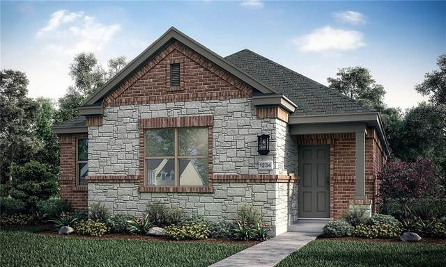 109 Sandra Ann Way #11, Hutto, TX 78634 (#2161539) :: Papasan Real Estate Team @ Keller Williams Realty