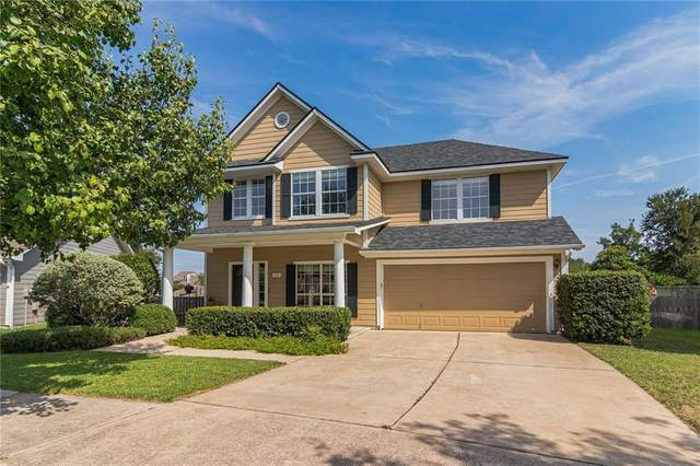 125 Summers Green, Georgetown, TX 78633 (#2162163) :: The Perry Henderson Group at Berkshire Hathaway Texas Realty