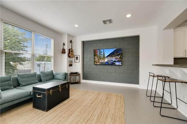 2608 E 6th St #4, Austin, TX 78702 (#2162960) :: Papasan Real Estate Team @ Keller Williams Realty