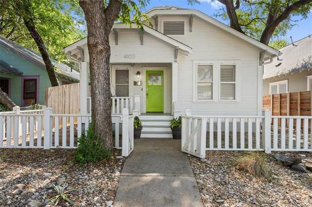4103 Avenue A, Austin, TX 78751 (#2164934) :: The Perry Henderson Group at Berkshire Hathaway Texas Realty