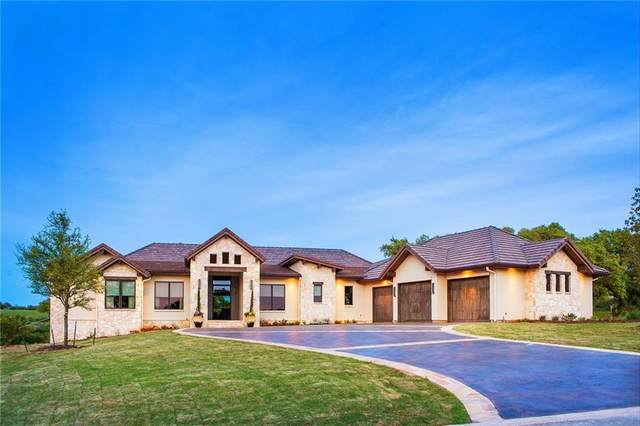 438 Blazing Star, Horseshoe Bay, TX 78657 (#2165767) :: Papasan Real Estate Team @ Keller Williams Realty