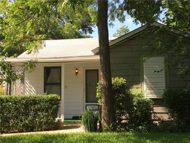 1406 E 34th St S, Austin, TX 78722 (#2166303) :: Ben Kinney Real Estate Team
