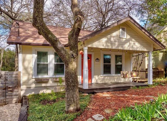 1106 W Annie St, Austin, TX 78704 (MLS #2167137) :: Vista Real Estate
