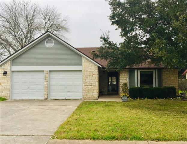 201 Applewood Dr, Pflugerville, TX 78660 (#2167947) :: The Perry Henderson Group at Berkshire Hathaway Texas Realty