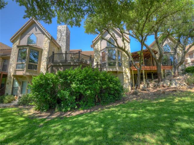 109 Lachite #3, Horseshoe Bay, TX 78657 (#2169936) :: The Perry Henderson Group at Berkshire Hathaway Texas Realty
